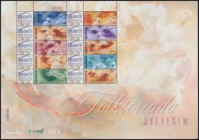 2004 Folkloriada 2009-ben megszemélyesített teljes ív (11.000)