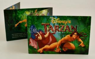 Disneys Tarzan. Bp.,é.n., Lizzy Card. Kiadói kartonált leporelló-kötés.
