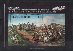 Brasil Correio block, Brasil Correio blokk, Brasil Correio Block