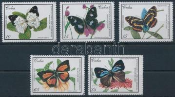 International Stamp Exhibition BANGKOK 2000: Butterflies set, Nemzetközi bélyegkiállítás BANGKOK 2000: Lepkék sor