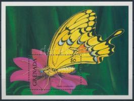 Butterfly block, Lepke blokk
