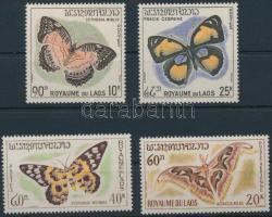 Butterfly set, Lepke sor