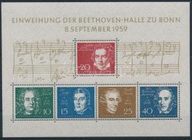 Beethoven Hall in Bonn block A bonni Beethoven-csarnok blokk