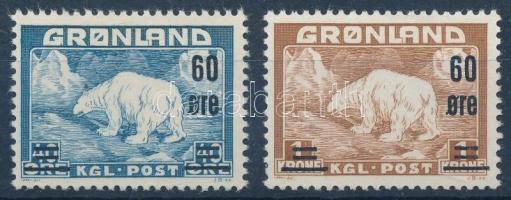 Definitive: Polar bear set, Forgalmi: Jegesmedve sor