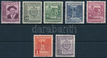 Definitive: National symbols set, Forgalmi: Nemzeti szimbólum sor