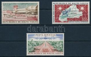 Ouagadougou Airport set, Ouagadougou repülőtér sor