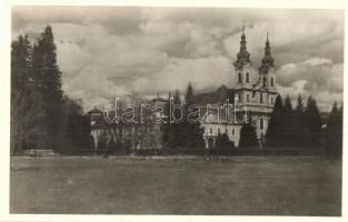 Jászó, Jászóvár, Jasov; Premontrei kanonokok prépostsága / church