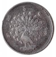 Burma 1852. Mu Ag T:2- Burma 1852. Mu Ag C:VF Krause KM#7.1