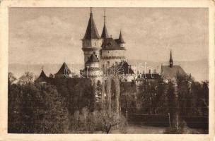 Bajmóc, Bojnice; Gróf Pálffy várkastély / Bojnicky Hrad / castle (EK)