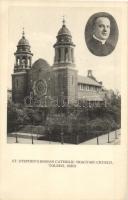 Toledo (Ohio), St. Stephens Roman Catholic (magyar) Church (Hungarica / Hungarika)