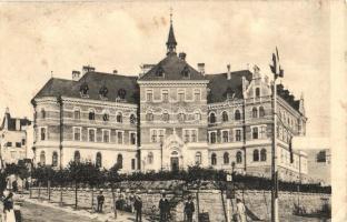 Pozsony, Pressburg, Bratislava; Mária Oltalma árvaház / orphanage (EK)