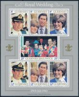 Royal family, Királyi család blokk