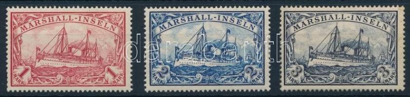 Marschall (24 gum disturbance), Marschall (24 pici gumihiba)