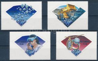 Industrial diamond self-adhesive set, Ipari gyémánt öntapadós sor