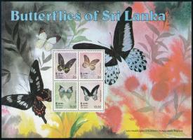 Butterflies block, Lepke blokk
