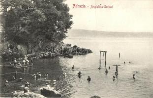 Abbazia, Angiolina Seebad / seashore