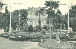 Abbazia, Villa Angiolina, Divald Károly 1099-1907