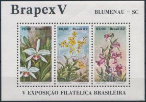 Stamp Exhibition, Bélyegkiállítás blokk