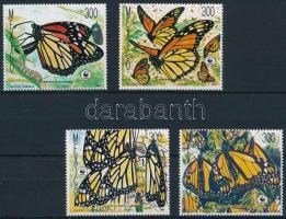 WWF: Butterfly, WWF: Pillangó sor