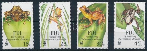 Frog, Béka sor