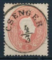 CSENGER (Gudlin 100 p)