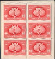 1949 UPU bélyegfüzet (35.000)