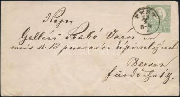 ~1872 3kr local PS-cover