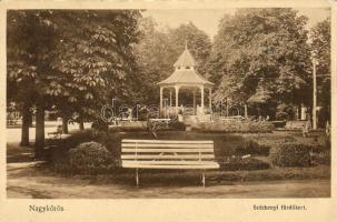 Nagykőrös Széchenyi fürdőkert, Bazsó Kálmán kiadása