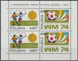 1974 Labdarúgás blokk, Football block Mi 59