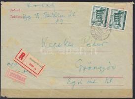 Kodály Zoltán (1882-1967) saját kézzel megcímzett borítékja.