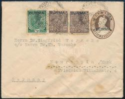 1937 Levél Németországba / Cover to Germany