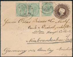 1902 Levél Németországba / Cover to Germany