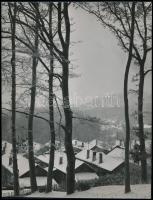 Jelzés nélkül: Jelenetek, 3 db fotó, 11×17 és 223×17 cm