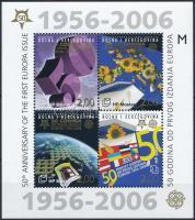 Europa CEPT block, 50 éves az Europa CEPT blokk
