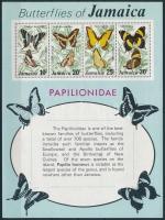 Butterflies block, Lepkék blokk