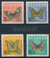 Butterfly set (stain), Lepke sor (rozsda)