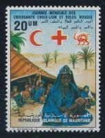 Red Cross stamp, Vöröskereszt bélyeg