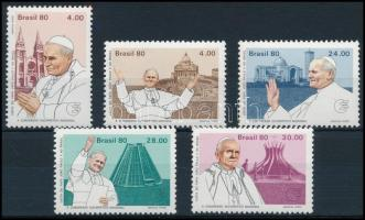 Pope John Paul II set, II. János Pál pápa sor