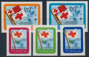 Red Cross set, Vöröskereszt sor