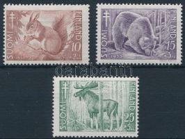 Tuberculosis: Animals set, Tuberkulózis: Állatok sor