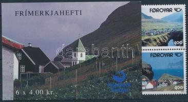 Tourism stamp booklet, Turizmus bélyegfüzet