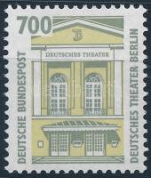 Building stamp, Látnivalók, épület bélyeg