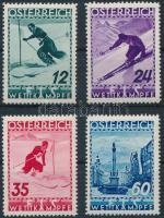 FIS World Cup, Innsbruck set, FIS VB, Innsbruck sor