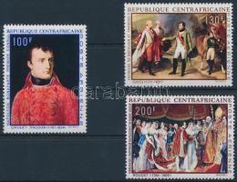 Napoleon paintings set, Napóleon festmények sor