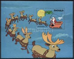 1981 Karácsony Mi blokk 40