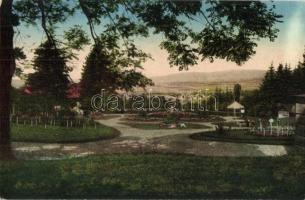 Szliácsfürdő, Kúpele Sliac; Garam völgye / Hron valley