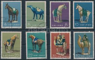 Ceramic horses, Kerámia lovak