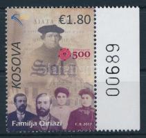 Reformation margin stamp, Reformáció ívszéli bélyeg