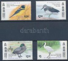 Stamp Exhibition, Bird set, Bélyegkiállítás, Madár sor