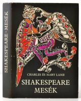 Charles Lamb-Mary Lamb: Shakespeare mesék. Szántó Piroska rajzaival. Fordította: Vas István. Bp.,1978, Móra. Kiadói egészvászon-kötés, kiadói papír védőborítóban.